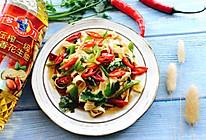 #多力金牌大厨带回家-上海站#凉拌豆腐皮的做法