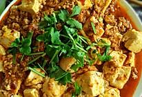 肉末豆腐(家常麻婆豆腐)的做法