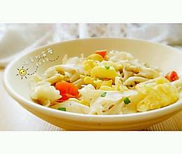 鸡蛋炒黄蘑#我要上首页挑战家常菜#的做法