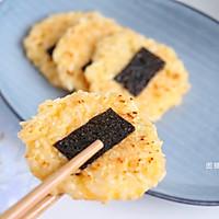 海苔蛋酥锅巴   香脆可口   剩米饭的华丽变身的做法图解7