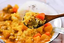 咖喱苹果牛肉饭 宝宝辅食食谱的做法