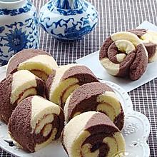 双色蛋糕卷
