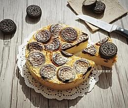 风味曲奇咖啡蛋糕的做法