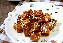 好吃的小零嘴~酱香豆腐干的做法