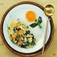 海苔什锦炒米饭