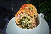 葱花油酥饼的做法
