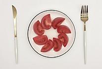 糖腌西红柿的做法