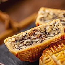 自制五仁月饼:真材实料的好味道(含五仁馅料做法)