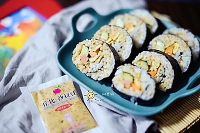 芝香寿司卷