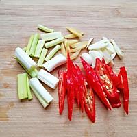 包菜肉丝炒粉条#肉食者联盟#的做法图解5