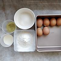 台湾古早味蛋糕的做法图解1