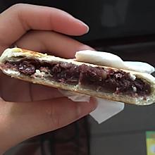 红豆酥饼-自制红豆沙