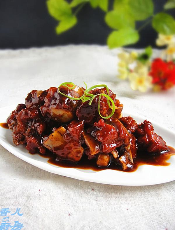 上海年夜饭必备糖醋小排的做法