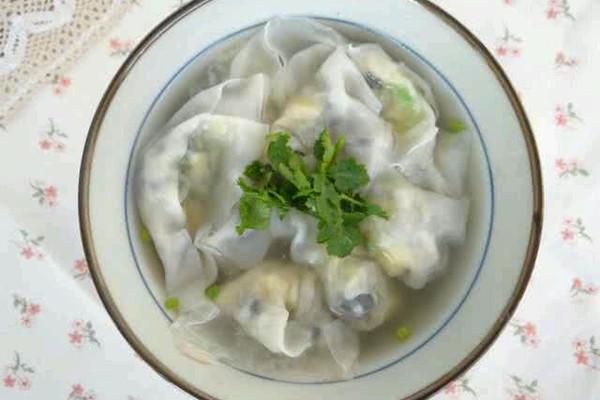 浓汤宝饺子的做法