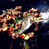 干煸麻辣排骨-----冬季开胃菜的做法图解18