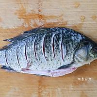 豆腐鲫鱼汤㊙️(汤奶白有技巧)鲜美营养清炖鱼汤的做法图解1