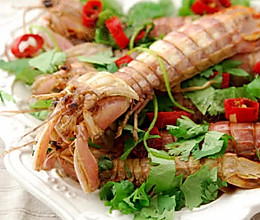辣炒皮皮虾的做法