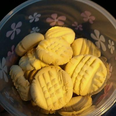 鸡蛋饼干♥蛋黄也酥酥