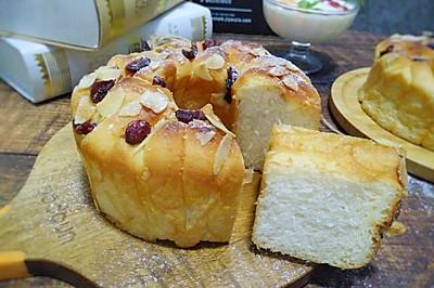 日式炼乳面包