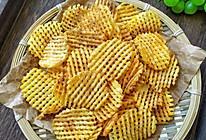 金黄脆薯格的做法