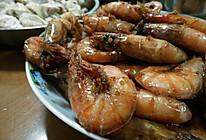 蒜蓉美极虾的做法
