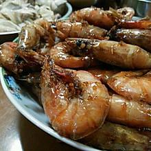 蒜蓉美极虾