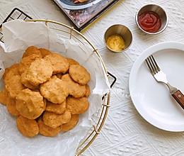 #夏日撩人滋味#快手菜【金沙咸蛋黄麦乐鸡块】的做法