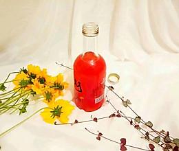 草莓控的草莓酒的做法
