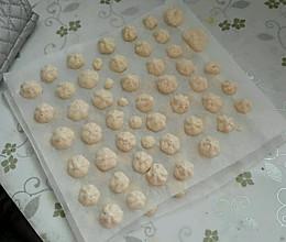 溶豆的做法