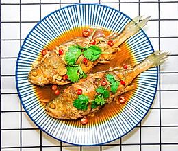 红烧黄花鱼,情人节最美味的礼物的做法