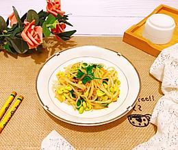#爽口凉菜,开胃一夏!#凉拌黄豆芽的做法