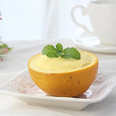 小朋友的辅食:香橙蒸蛋