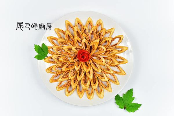 花开富贵之凉拌豆筋的做法
