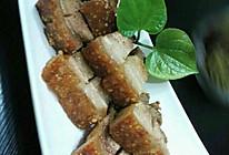 脆啵啵烧肉的做法