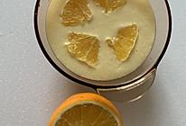 橙片奶酪的做法