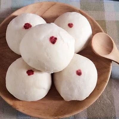 白皮月饼(三种馅料)