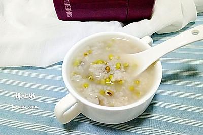 绿豆粥#膳魔师·妈妈的一粥一汤#