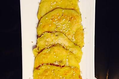 玉米饼【玉米粑粑】