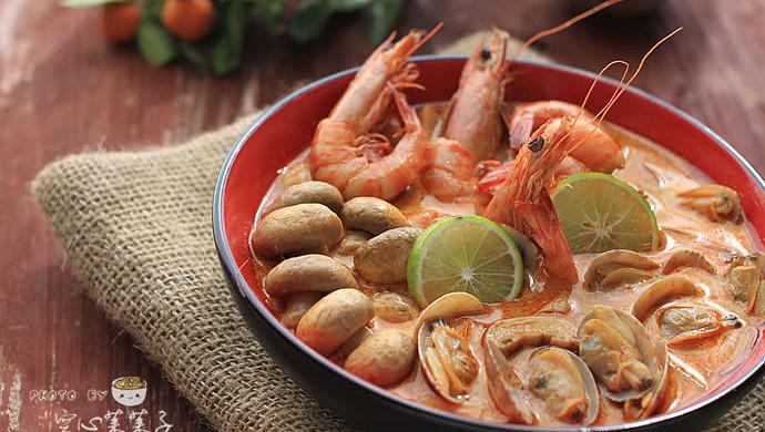 【冬阴功汤】——给传统家宴来点洋味