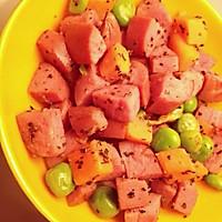 土豆沙拉小清新的做法图解4