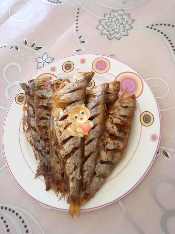 烤箱版焦香烤鱼的做法