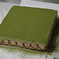 抹茶冻芝士蛋糕的做法图解16