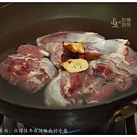 #菁选酱油试用之私房酱羊肉的做法图解2