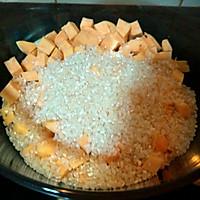 红薯粥的做法图解1