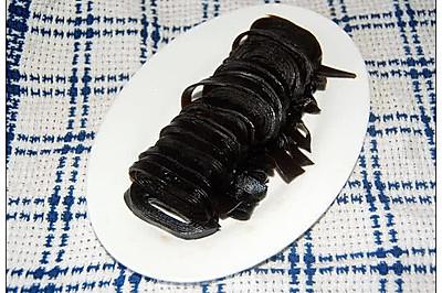 北京小吃--酥海带