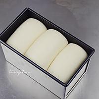 奶油蛋清土司(一次发酵)的做法图解10