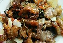 荤菜(锅包肉)的做法