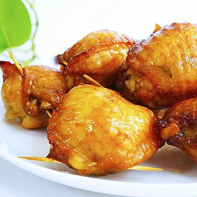 「迟の味」香烤鸡翅包饭
