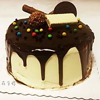 巧克力淋面蛋糕的做法图解12