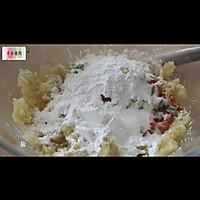 中式烧汁时蔬土豆饼,土豆的华丽变身的做法图解11